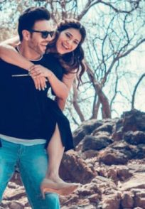 Kundali Bhagya's Prithvi With Girlfriend Poonam