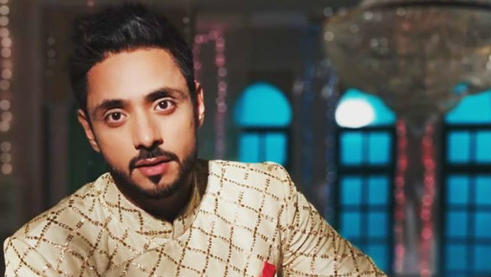 A Still Of Adnan Khan As Kabeer Ahemd In Ishq Subhan Allah