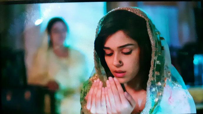 Eisha Singh As Zara In Ishq Subhan Allah