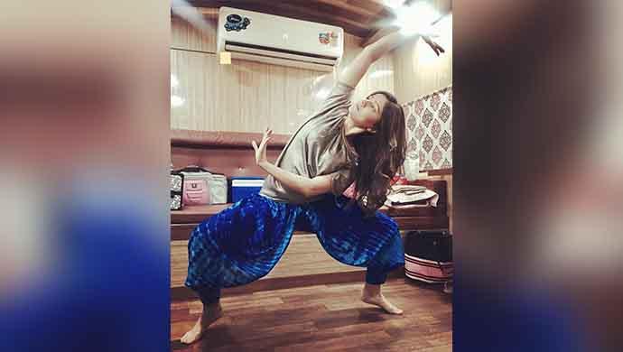 5 Easy-To-Do Yoga Stretches To Stay In Shape Like Rubina Dilaik