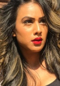 A picture of Nia Sharma from a photoshoot