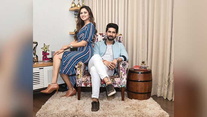 Inside Ravi Dubey - Sargun Mehta's house
