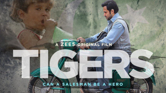 Emraan Hashmi in Zee5 original film Tigers