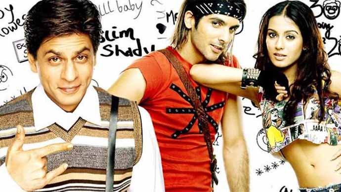 Amrita Rao In Main Hoon Na