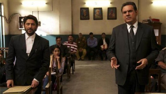 Arshad Warsi And Boman Irani From Jolly LLB 2