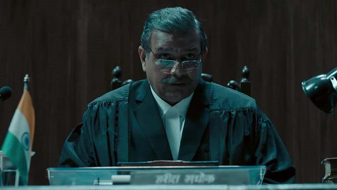Kumud Mishra As The Judge In Mulk