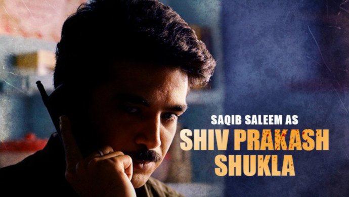 Saqib Saleem As Shiv Kumar Shukla In Rangbaaz