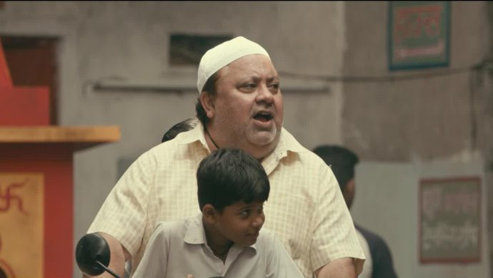 Manoj Pahwa Playing Bilaal Mohmmmed In Mulk