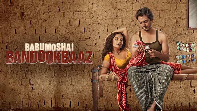 Nawazuddin Siddiqui As Babu In Babumoshai Bandookbaaz