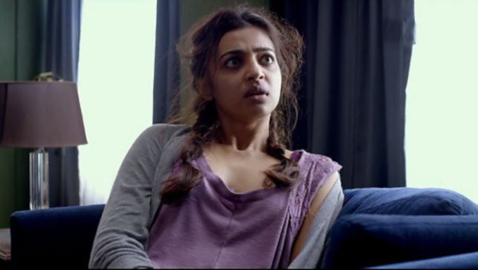 Radhika Apte As Mehak In Phobia