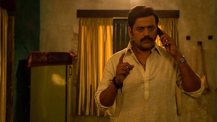 Ravi Kishan As Chandrabhan Singh In Rangbaaz