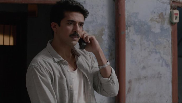 Shiv Prakash Shukla Talking To His Father In Rangbaaz