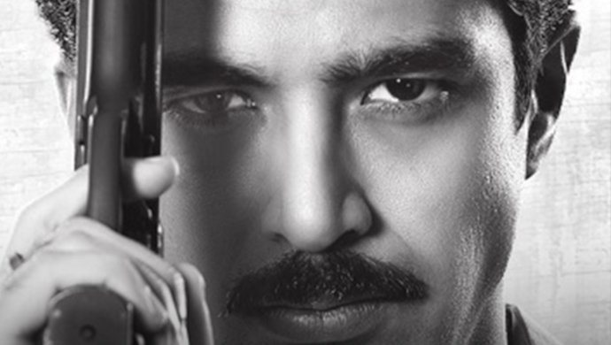 Saqib Saleem Portraying The Role Of Shiv Prakash Shukla In Rangbaaz