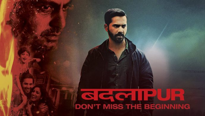 Varun Dhawan As Raghu In Badlapur