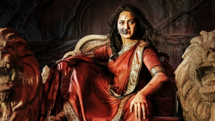 A still from Anushka Shetty's Bhaagamathie