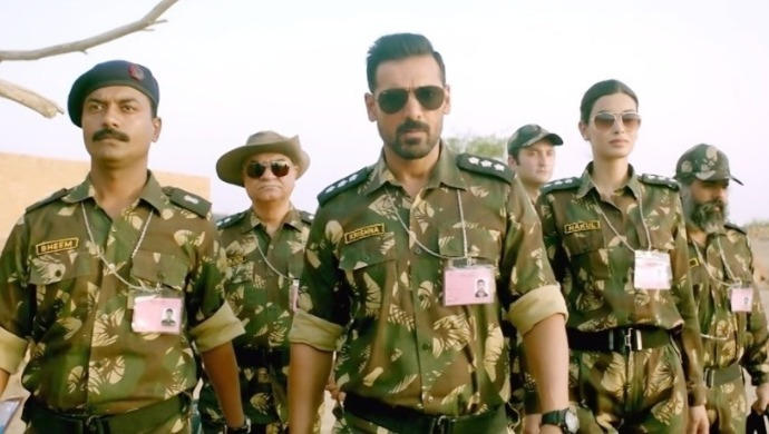 A still from Parmanu The Story of Pokhran