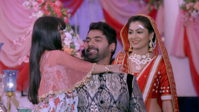Sriti Jha And Shabbir Alhuwalia As Pragya And Abhi In Kumkum Bhagya