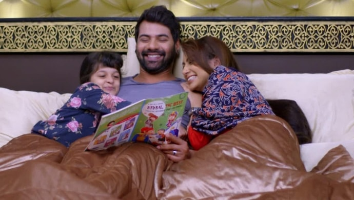 Abhi Pragya to have twins in Kumkum Bhagya