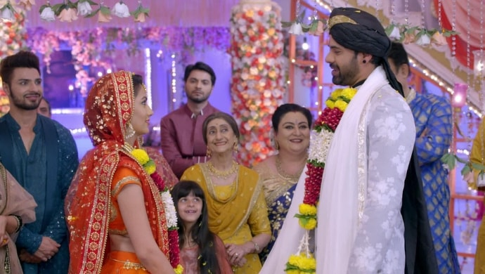 Abhi and Pragya tie the knot in Kumkum Bhagya