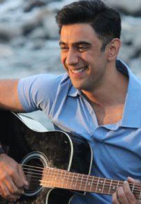 Amit Sadh Playing Guitar