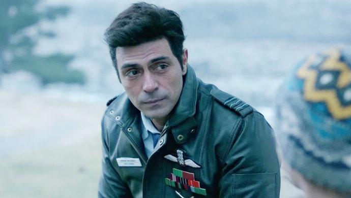 Arjun Rampal as Captain Karan Sachdev in The Final Call