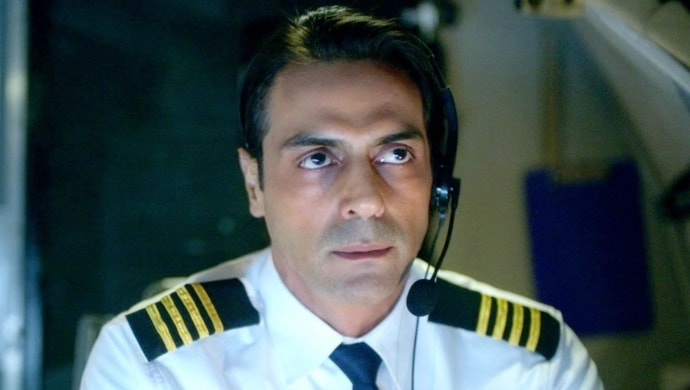 Arjun Rampal in a still from The Final Call