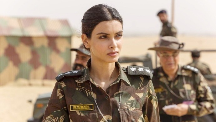 Diana Penty as Ambalika from Parmanu