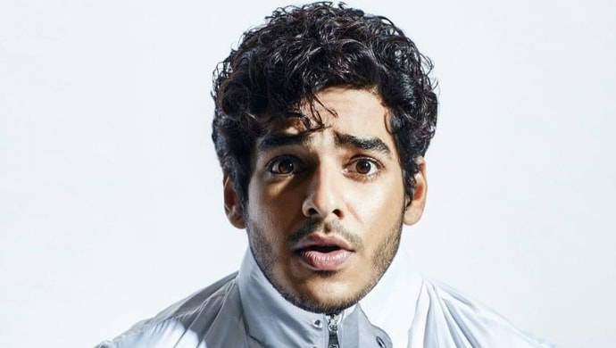 Ishaan Khatter's picture from a photoshoot