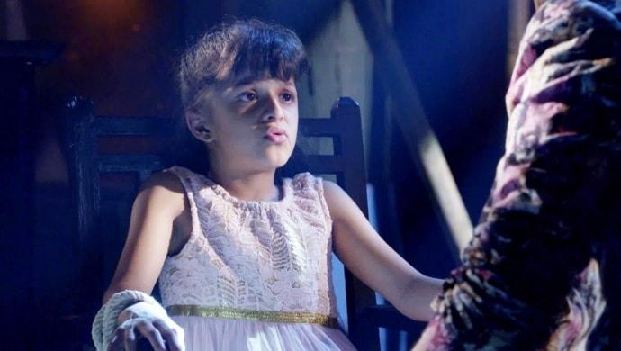 Kaurwakee Vasistha as Kiara Arora from Kumkum Bhagya