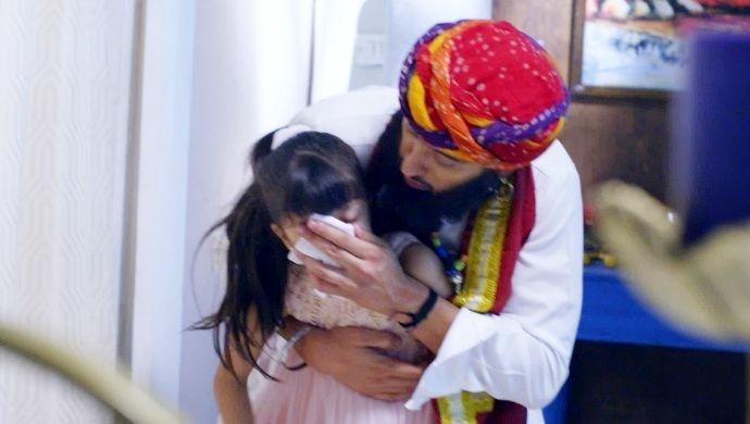 Kiara gets kidnapped in Kumkum Bhagya