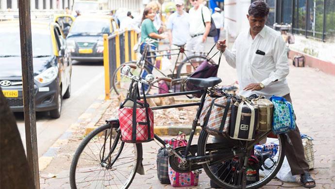 Mumbai Jugaad Dabbawala