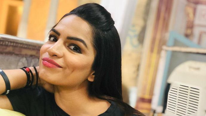 Profile Pic Of Kumkum Bhagya Actress Shikha Singh Shah