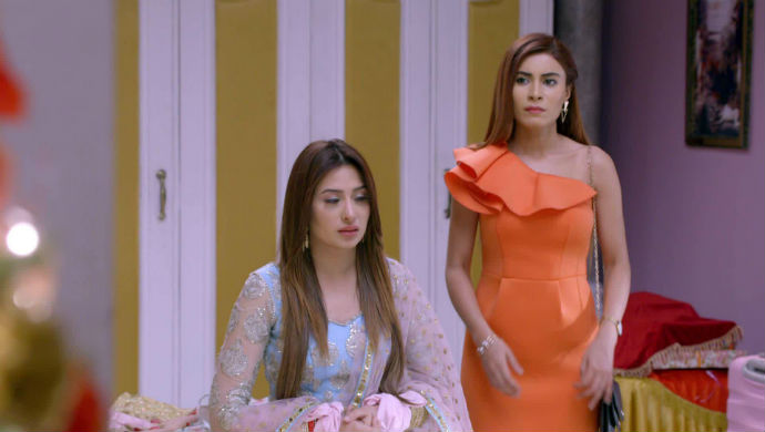 A Scene From Kundali Bhagya Where Monisha Seeks Revenge From Sofia