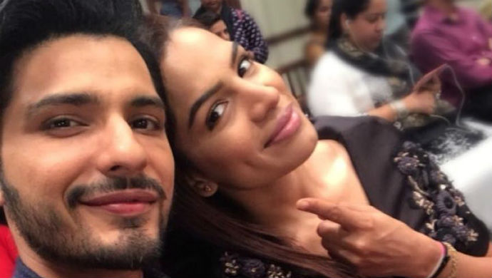 Profile Picture Of Kumkum Bhagya Actors Shikha Singh And Vin Rana Aka Aliya And Purab