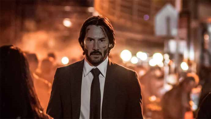 John Wick Series Starring Keanu Reeves