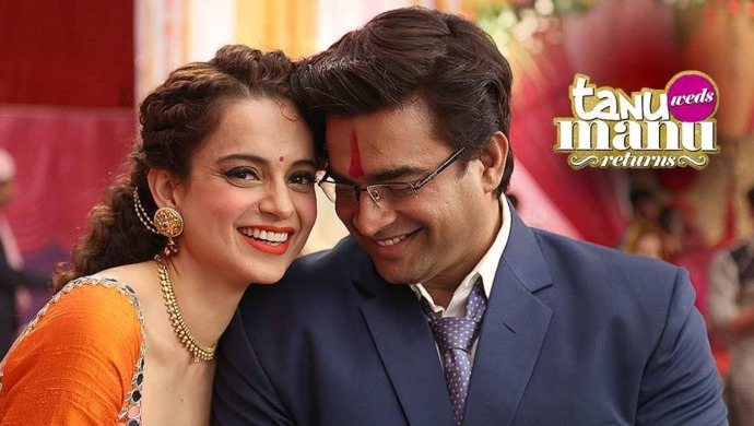 kangana madhavan in tanu weds manu returns