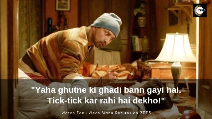 Pappi ji of Tanu Weds Manu Returns
