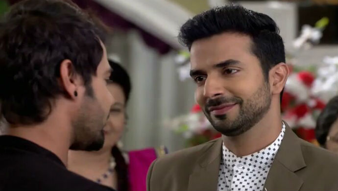 Manit Joura As Rishabh Luthra In Kundali Bhagya