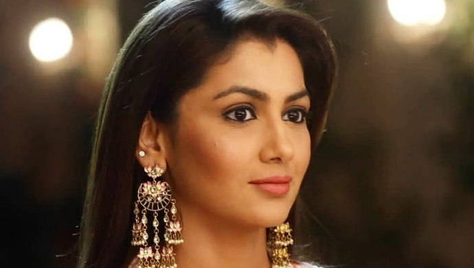 Sriti Jha as Pragya Arora from Kumkum Bhagya