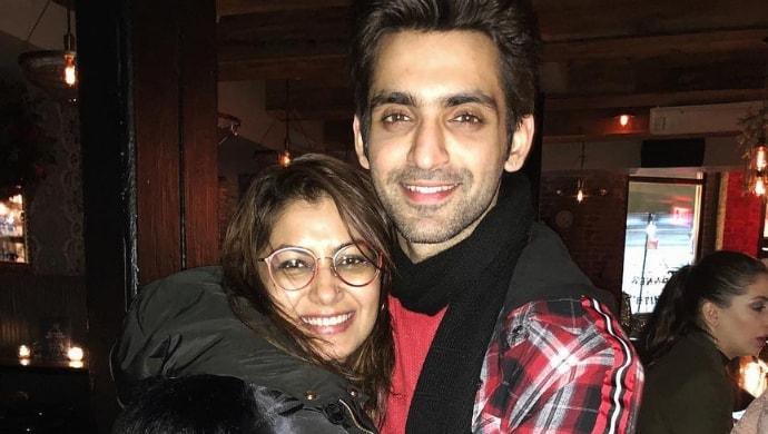 sriti jha with kumkum bhagya co-star arjit taneja
