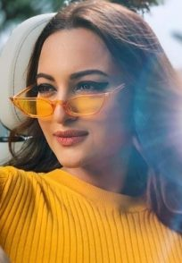 A picture of Sonakshi Sinha from her Instagram