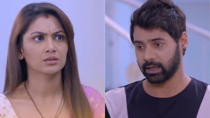 Abhi and Pragya argue in Kumkum Bhagya
