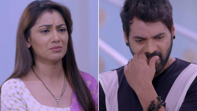 Abhi and Pragya fight over Kiara's kidnapping in Kumkum Bhagya