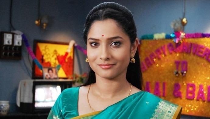Ankita Lokhande as Archana Deshmukh from Pavitra Rishta