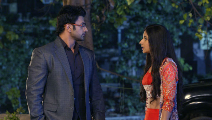 Kanika Mann And Nishant Malkani As Guddan And Akshat Jindal