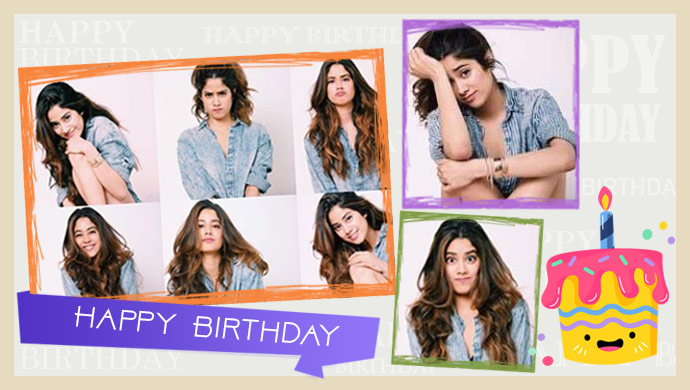 Janhvi Kapoor Birthday