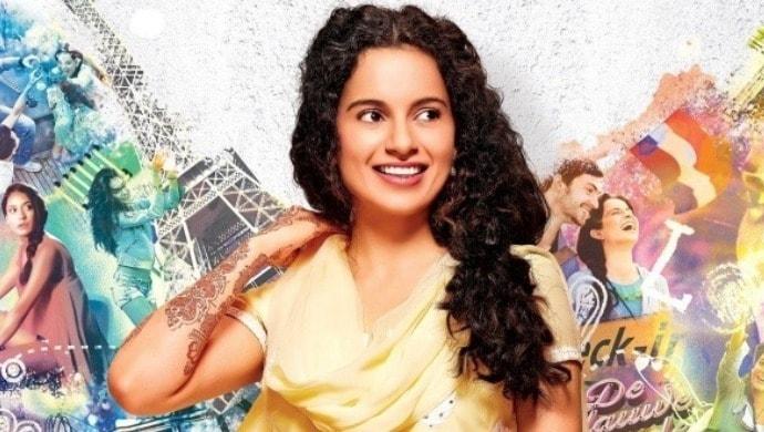 Kangana Ranaut in Queen film
