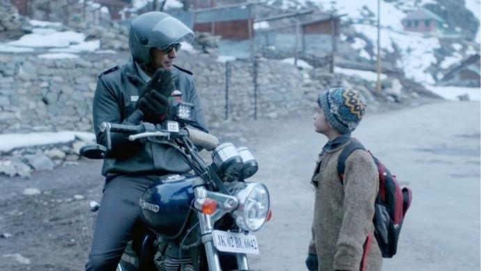 Kumkum Bhagya star Vedaansh Jaju in a scene from The Final Call