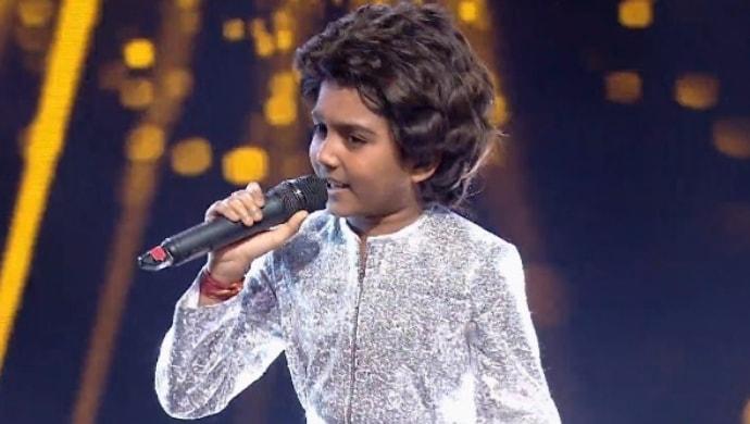 Mohammed Faiz from Sa Re Ga Ma Pa Lil Champs 2019