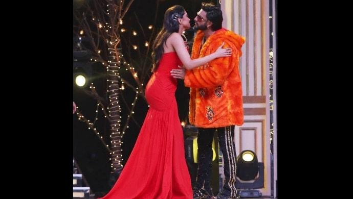 Ranveer Singh and Deepika Padukone at ZCA 2019